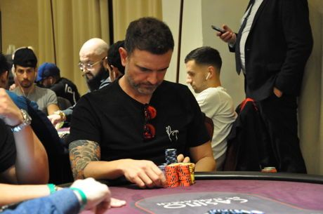 Fernando Pons Bags Overall Chip Lead In Record-Breaking WSOP Circuit Marrakech Main Event