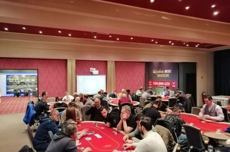 Apollonia: 23 παίκτες συνεχίζουν στη Day 2 του €5.000 Deepstack