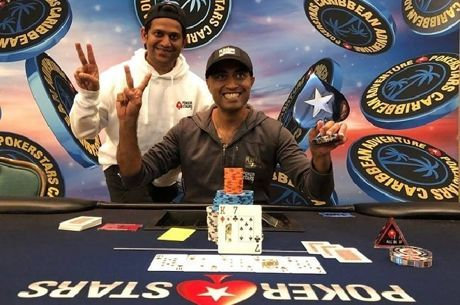 Raman Gujral Ships PokerStars Caribbean Adventure Event #32 For ~₹55 Lakh