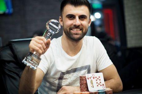 NetBet Open: Mihai Bogdan Gheonu, campionul MonsterStack este leader in finala Main Eventului