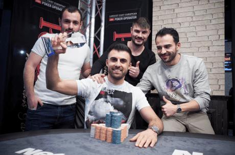 Bogdan Gheonu e dublu campion NetBet Open, dupa victorii in Monster Stack si Main Event!