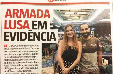 """João """"Naza114"""" Vieira em Entrevista ao Jornal Record"""