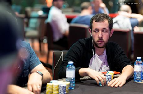 Koren Continues to Lead Biggest Ever Southern Hemisphere 1k at Aussie Millions