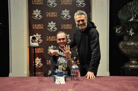 WSOPC Marrakech : Bague N°4 pour Sonny Franco et triplé tricolore sur le Main Event