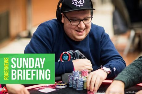 Sunday Briefing: Parker Talbot Chops the Sunday Million