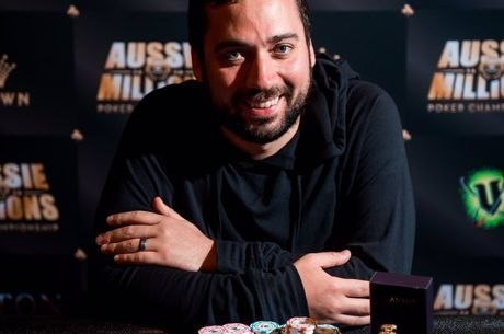 Justin Liberto Wins Event #3: A$1,150 Shootout at 2019 Aussie Millions