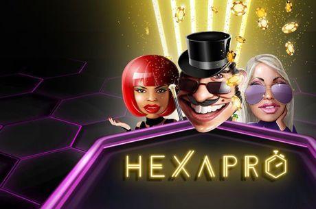 """Pe Unibet Poker ruleaza promotia """"HexaPro Jackpot Mania"""" cu 263.000€ in premii suplimentare"""