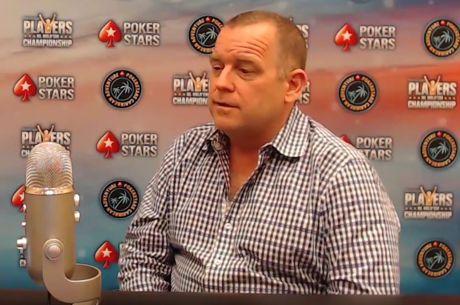 """Diretor de Marketing da PokerStars: """"Sei que prejudicámos muitos jogadores"""""""