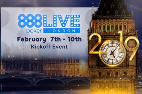 888Poker LIVE сезон 2019 стартира с турнири в Лондон и Букурещ