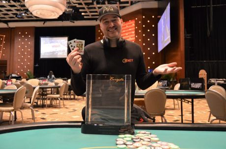 Phil Hellmuth Crava Evento Heads-Up do Borgata Winter Poker Open