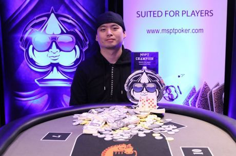 Mike Shin Defeats PokerNews' Own Mo Nuwwarah to Win MSPT Majestic