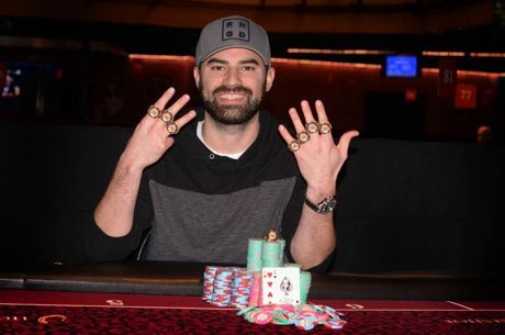 Kyle Cartwright Ships WSOPC Tunica for $198,451 and His 8th Gold Ring