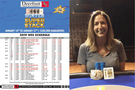 Kerslake Wins Main Event as Deerfoot Awards $500,000 in Prizes