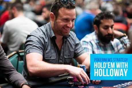 Hold'em with Holloway, Vol. 96: Dan O'Brien on Developing Healthy Routines