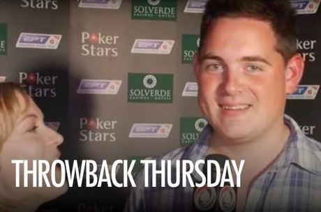 TBT: Toby Lewis Becomes One of the Youngest EPT Main Winners Ever