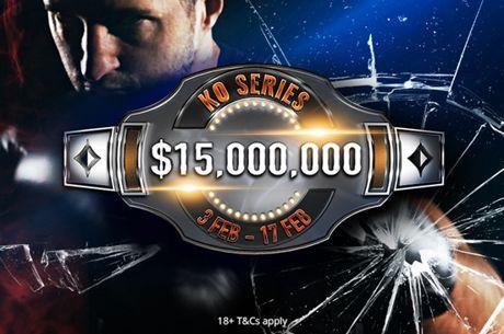 KO Series с $15М гарантирани от 3 до 17 февруари в Bwin Poker