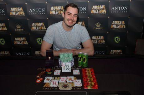 Aussie Millions 2019: Антон Моргенштерн выиграл AU$25,000 PLO и AU$530,640