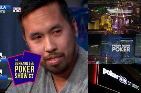 The Bernard Lee Poker Show 11-22: RunGoodGear Prez & Founder Tana Karn