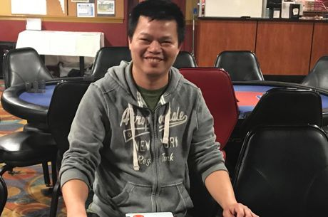 Peter Wang Leads After 2019 Ante Up Poker Tour Tampa Bay Downs Day 1A