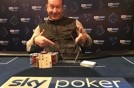 No Dirt on Barry Grime as he Wins the Sky Poker Tour Manchester Main Event