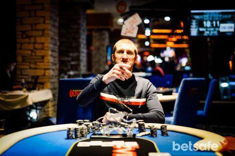 Betsafe Žvejo Iššūkio čempionas - Deividas Kvaselis (€32,200)