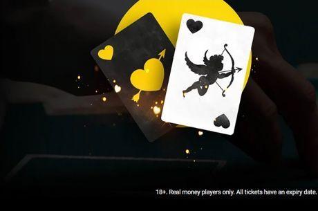 Вземи билет за $2,051 Cupid All-in Shootout фрийрол до 17 февруари в Bwin Poker