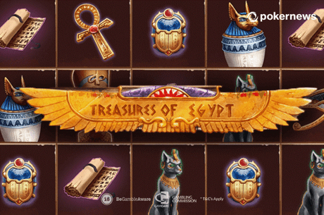 Treasures of Egypt Slot: Free Demo and LOTS of Fun