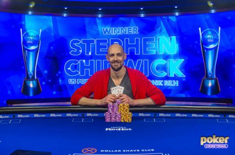 Stephen Chidwick Crava Evento #1 do US Poker Open para US$ 216.000