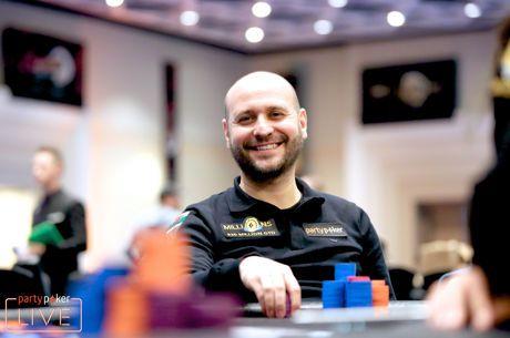 "Roberto Romanello : ""Quelque soit le tournoi j'ai toutes mes chances de gagner"""