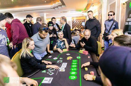 Main Eventul Unibet Open Sinaia la ITM. 23 romani in ultimii 47, nume de top in competitie