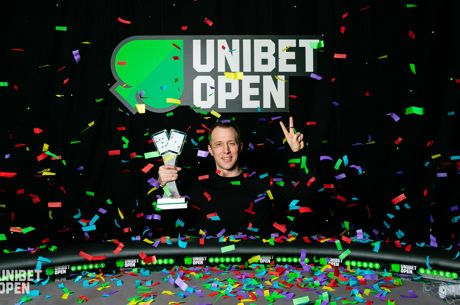 Martin Soukup double champion Unibet Open (71,000€)