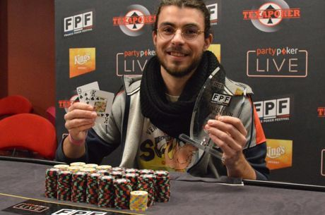 France Poker Festival : Robin Guillaumot domine 400 adversaires (20.329€)