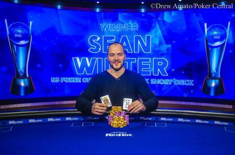 Sean Winter holt das US Poker Open Short Deck