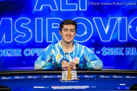 Ali Imsirovic gewinnt das US Poker Open $25,000 Event