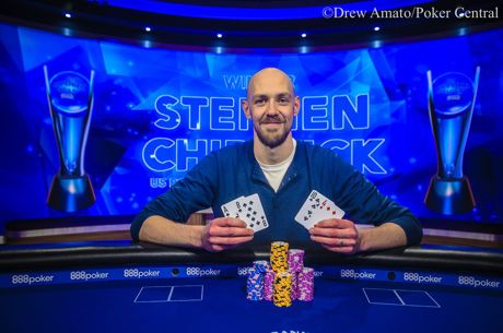 Stephen Chidwick Captures Second Title of 2019 USPO; Wins $25K PLO for $351,000