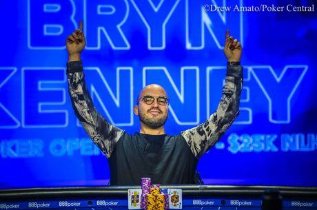 USPO : Un trophée et la barre des 27 millions en carrière pour Bryn Kenney