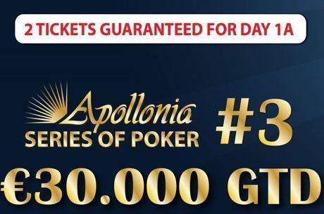 Apollonia: Προκριματικό με δύο θέσεις για το ASOP #3 σήμερα στις 21:00
