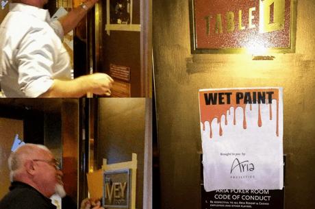 [VIDEO] La salle Phil Ivey n'existe plus à l'ARIA