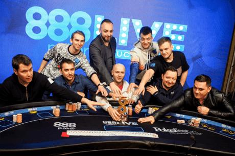 O saptamana pana la 888poker LIVE Bucuresti, 300.000 € Gtd! Calificari online pe 888poker