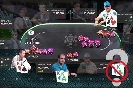 Can You Fold Pocket Kings on the WSOP Final Table Bubble?