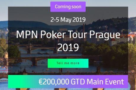 MPN Poker Tour Прага 2019 програма