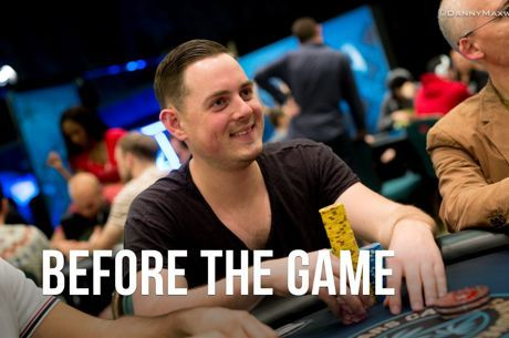Learn more about Toby Lewis' start in poker.