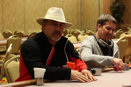 Pokernews To Live Report This Weekend S Hpt The Meadows