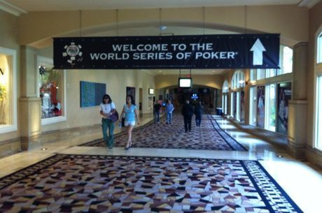 This may be the last year the WSOP is held at the Rio All-Suite Hotel & Casino.