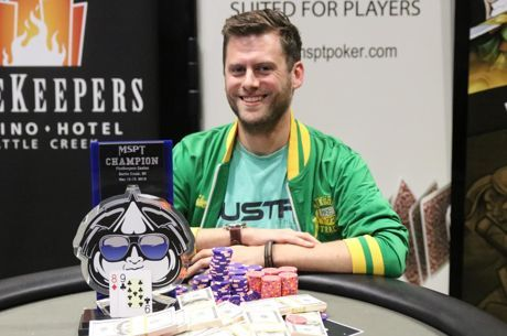 Chris Moon made two wins in two weekends after shipping MSPT FireKeepers.