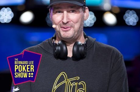 Phil Hellmuth appeared on the Bernard Lee Poker Show.