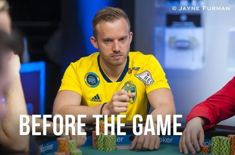 Martin Jacobson was a chef before he struck it big in poker.
