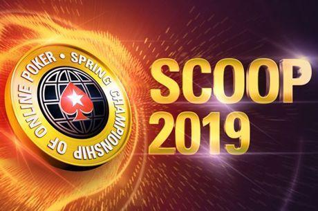 """2019 SCOOP Recap (14) - Michael """"merla888"""" Gathy pakt titel in $2k 8-Game, Veldhuis bij laatste 18 van $1k DeepStacks"""