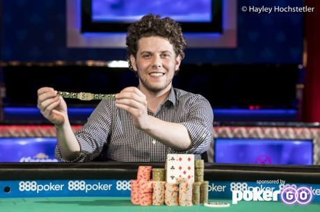 Ari Engel Wins His First WSOP Bracelet and $427,399 in Event #48: $2,500 No-Limit Hold'em