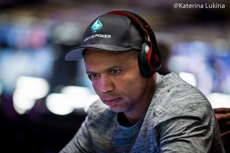 Phil Ivey Leads $50,000 Poker Players Championship